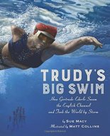 cover of Trudy's Big Swim